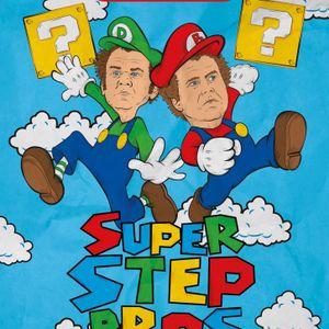 Super Step Bros. Weekend Warm Up