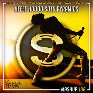 Queen vs D Vangelis x Wyman vs Maddow - Heee Hooo Sotu Pyramids (Da Sylva ft Roman Pops mashup)