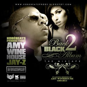 Kobebeats present Amy Winehouse X Jayz - Back 2 Black