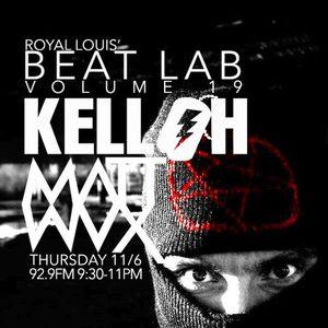 KELLOH - Beat Lab Radio Vol 19 - Exclusive Mix