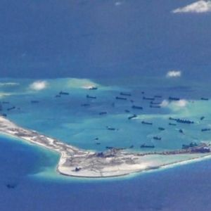 Episode 495: Countering China in the South China Sea with Hunter Stires