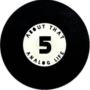 About That Analog Life (Episode 5) (Recorded 1-22-18)