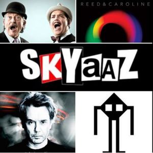 Skyaaz Kane FM Show 21 Dec 2016 - Look back at the year and Electro special