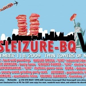 Penthousebeats 6 - Live at SleizureBQ @ Vancouver BC - hardcore gabber noize dubstep