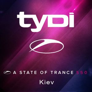 tyDi - Live at IEC in Kiev, Ukraine (ASOT 550) (10.03.2012)