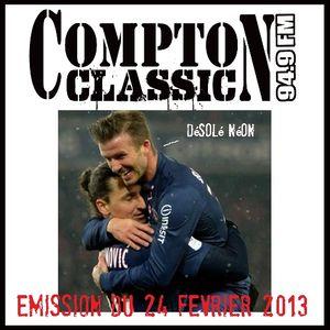 Compton Classic - Emission du 24 Février 2013