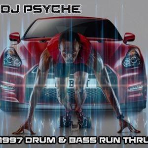 DJ Psyche - 1997 Drum & Bass Run Thru