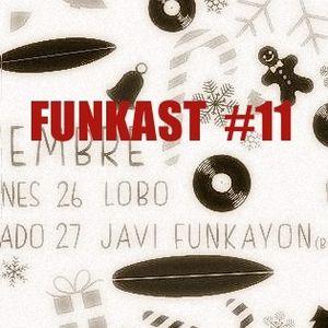 Funkast #11 - 27-12-2014 @ Sunset Sopelana