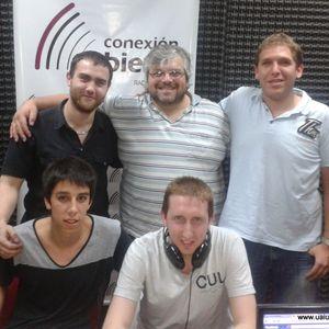 Nota a Matías Ares, Gonzalo Vietri y Hernán Romero Lamas