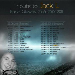 Matthëw - Tribute to Jack L