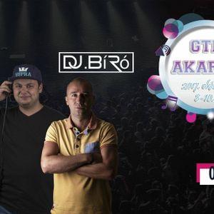 Dj.Bíró-Live @ Kazánház GTK Akarom,Debrecen(2017.10.10.)