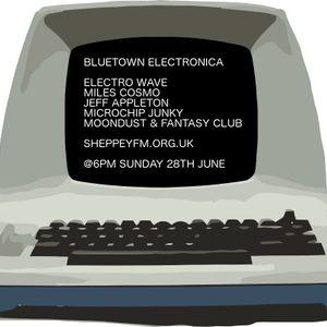Bluetown Electronica live show 28.06.15