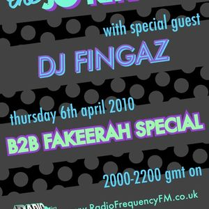 The Jo Kira Show with DJ Fingaz Radio Frequency