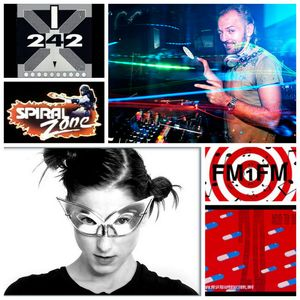 FM1FM - German Electronic & Techno Music Special - SPIRAL ZONE Episode 23 - With Commander Fenice