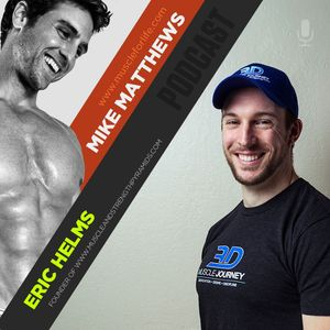 Eric Helms on the science of preparing for a natural bodybuilding show