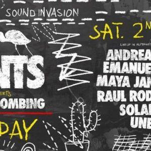 Andrea Oliva - Live @ Ants Party (Ushuaia Ibiza) - 02-SEP-2017