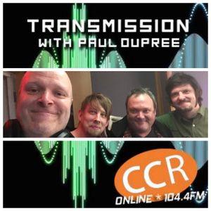 Transmission 200 w/ Paul Dupree - guests Lemoncurd Kids & Andy Poole - 1/5/19 - CCR 104.4FM
