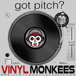Vmr 1 - 24 - 16 Feat. Vinyl Monkees' DJ LaRok, From London UK Wayne Brett, DJ Zion, and DJ PhyzEdd