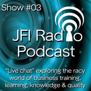JFI Radio 'LIVE' episode #03