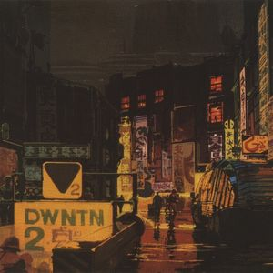 Ciudad Distopía Soundtrack