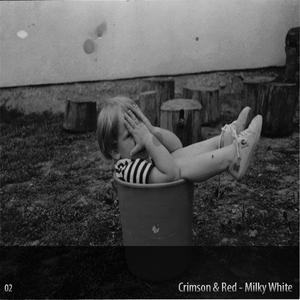 Crimson & Red - Milky White