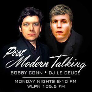 Post Modern Talking • Bobby Conn & DJ LeDeuce • 05-15-2017