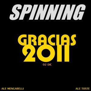 GRACIAS SPINNING 2011