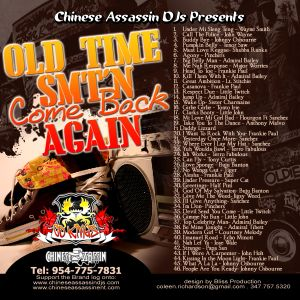Chinese Assassin Djs Old Time Smptn (Full Preview)