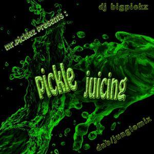 pickle juicing