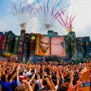 Tomorrowland 2012 Tribute