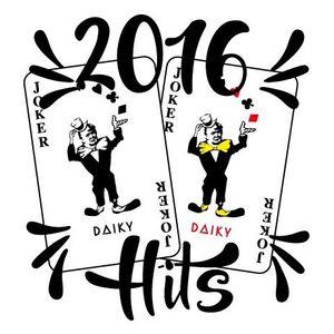 DJ DAIKY 2016 HITS MIX