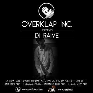 Overklap Inc. #0058 - Dj Raive