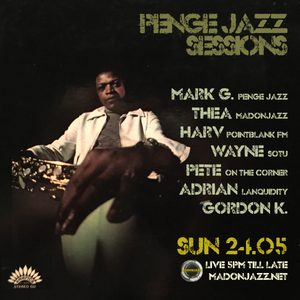 The Penge Jazz Sessions - May 2015: Round One