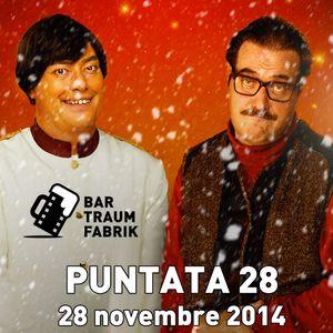 Bar Traumfabrik Puntata 28 - Intro e Box Office + Simone Rossi su Filmaker Festival Milano