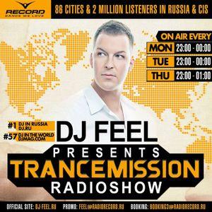 DJ Feel - TranceMission (2012-11-27)