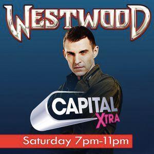 Westwood hottest new hip hop - bashment - UK. Capital XTRA Saturday 21st April