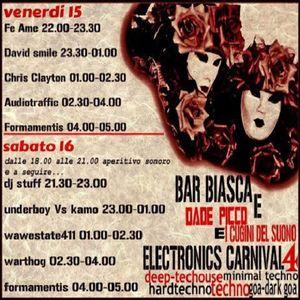 Kamo vs Underboy @ Bar Biasca (Electronic Carnival, Part2) - 16.02.2013 [Biasca, Switzerland]