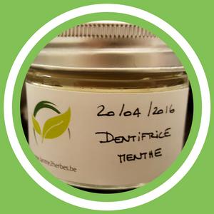 Julie Bernard - Un dentifrice fait maison (FR - November 2017)