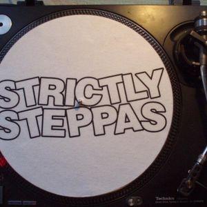 Mix for 'Strictly Steppas' - April 2012