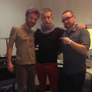 The ''45 RPM'' Radio Show #241 (21.12.2013) - SOUL FOR ALL Vol. 15: REGGIE (live)