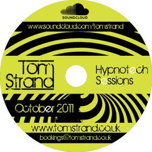 Tom Strand Hypnotech Sessions October 2011 Promo Mix
