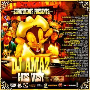 DJ AMAZ GOES WEST