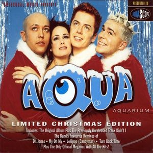 Aqua – Aquarium ( Limited Christmas Edition )(1997)