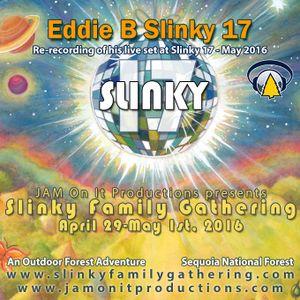 Eddie B – Slinky 17 Set Re-Recording – May 2016
