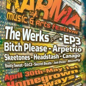 Karma Music & Arts Festival (Daytime Set)