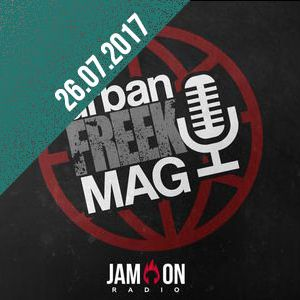 Freek Urban Mag (26.07.2017): Tomahawk live in studio