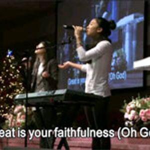 2012/12/30 HolyWave Praise Worship