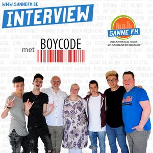 Interview Boycode | De Muziekzolder | 10-05-2016