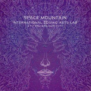 Gabriel Le Mar & Groovetitan at Space Mountain International Cosmic Arts Lab 2017