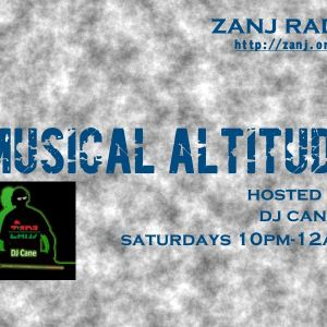 Musical Altitude (Jan.23.2016) with DJ Cane